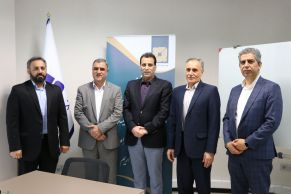 The presence of the Secretary General of the Syndicate in Baran Insurance Company