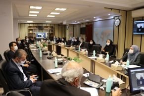 meeting of the reinsurance working group at Iran Insurers Syndicate