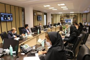 the Meeting of the Cargo specialized working group of the Iran Insurers Syndicate